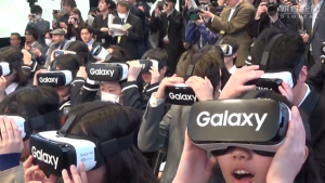 Online Japanese Learning Institute Holds First Entrance Ceremony in Virtual Reality
