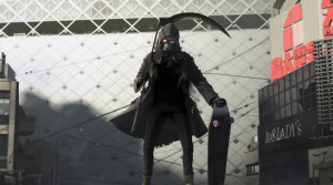 Sample a New Trailer for Suda51's Let It Die