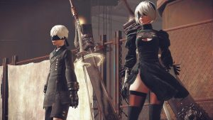 NieR: Automata Releases in Japan on February 23, 2017