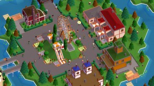 Parkitect, An Indie Park Design Sim, Headed For Early Access This May