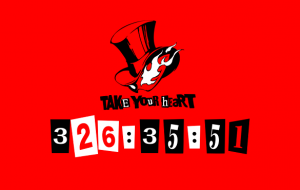 Persona 5 Countdown Site Launched, Reveal Coming May 5