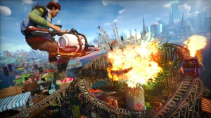 April 2016 Games with Gold Includes Sunset Overdrive, The Wolf Among Us, More