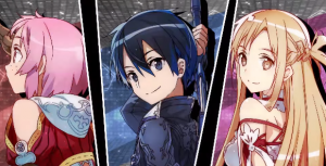 New English Story Trailer for Sword Art Online: Hollow Realization