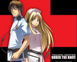 Video Games Plus Reprinting Trauma Center: Under The Knife 1 And 2
