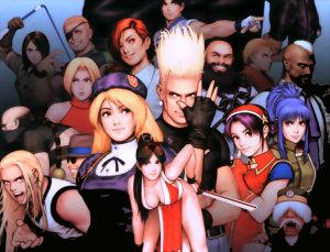 The King of Fighters 2000 Hits PS4 on May 3 in North America