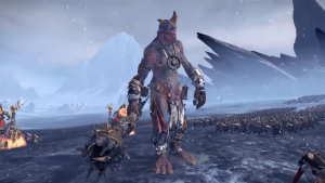 First Gameplay for the Chaos in Total War: Warhammer, New Vampire Counts Gameplay