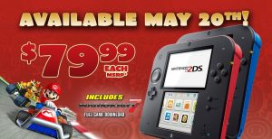 2DS Price Dropped to $80, Disney Magical World 2 and Style Savvy 3 Coming to the Americas