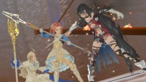 Check Out New Screens and Artwork for Tales of Berseria