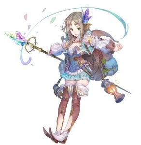 Atelier Firis Announced for PS4 and PS Vita, Focus is Traveling and Large Regions