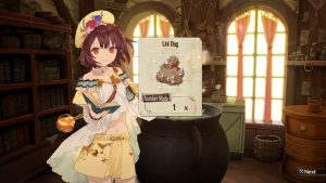 New Synthesis System, Character Details, and Trailer for Atelier Sophie