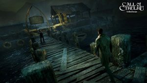 New Call of Cthulhu Screenshots are Quite Foreboding