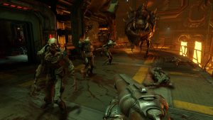 SnapMap Cut From Doom on Switch, Cartridge Requires Download for Multiplayer