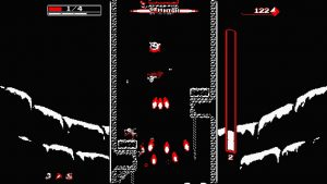 Retro Gunboots-Platformer Downwell Heads to PS4, PS Vita on May 24