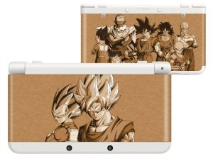 Dragon Ball Fusions Launches August 4 in Japan, 3DS Bundle and Faceplates Revealed