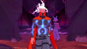 New Furi Update Adds Invincible Mode on PC