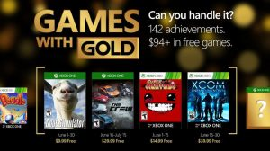 June 2016 Games With Gold Include Goat Simulator, XCOM, More