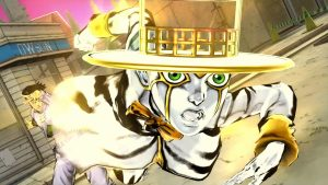 JoJo's Bizarre Adventure: Eyes of Heaven is Digital-Only in the USA
