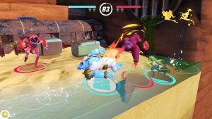 LastFight is a Fun, Addicting, Power Stone Throwback Set for PC, PS4, Xbox One