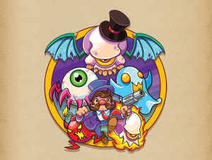 Monsters & Monocles Hands-on Preview – Glorious, Pixel-y, Shooting Goodness