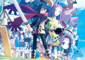 Phantom Brave Heads to PC in July 2016