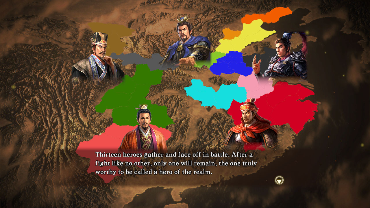 the romance of the three kingdoms The games are based on events that took place in china during the 2nd and 3rd centuries, when the land was divided between the shu han, cao wei and eastern wu kingdoms.