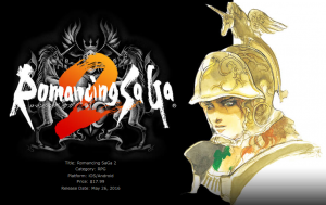 Western Romancing SaGa 2 Mobile Release Set for May 26