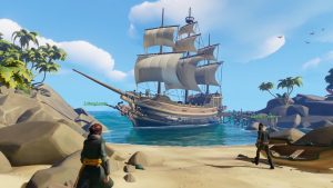 Check Out This Sea of Thieves Music Video Courtesy of Rare