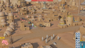 Unannounced Star Wars RTS Game Footage Discovered