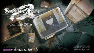 Steins;Gate 0 Heads West on PS4, PS Vita Later in 2016