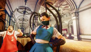 Ibuki and Cinematic Story Mode Coming Last Week in June for Street Fighter V
