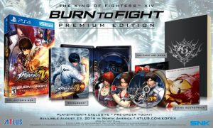 Premium Edition for The King of Fighters XIV Announced