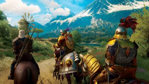 """The Witcher 3: Wild Hunt """"Blood and Wine"""" Expansion Launches May 31"""