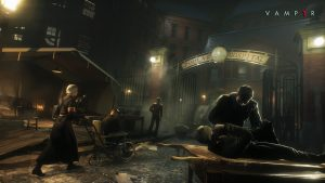Alpha Gameplay from Dontnod's Dark RPG, Vampyr
