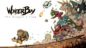 Wonder Boy: The Dragon's Trap Officially Announced