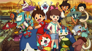 Yo-Kai Watch 2 Launches September 30 in North America