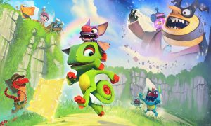 New Yooka-Laylee Details, Toybox Demo Launches in July 2016