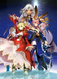 Fate/Extella Hands-On Preview – Fate Has Found a New Home