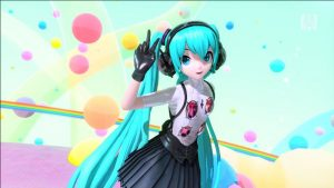 Both Future Tone And Project Diva X Will Get Access to Miku's P4 Dancing Costume