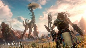 Horizon Zero Dawn E3 Video Shows Off Crafting, Machine Overrides, and RPG Aspects