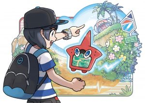 Pokemon Sun and Moon National Pokedex and Pokemon Bank Coming in January
