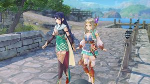 Atelier Firis: The Alchemist and the Mysterious Journey Comes West