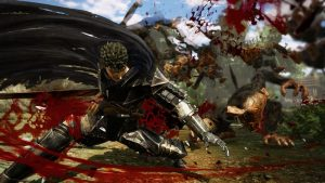 First Details, Trailer for Koei Tecmo's Berserk Game, Early Copies Have Wet Casca Outfit