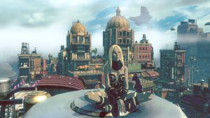 Report: Gravity Rush 2 Listed for December 1 Release in Japan