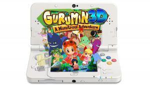 Gurumin Coming to Nintendo 3DS as Gurumin 3D