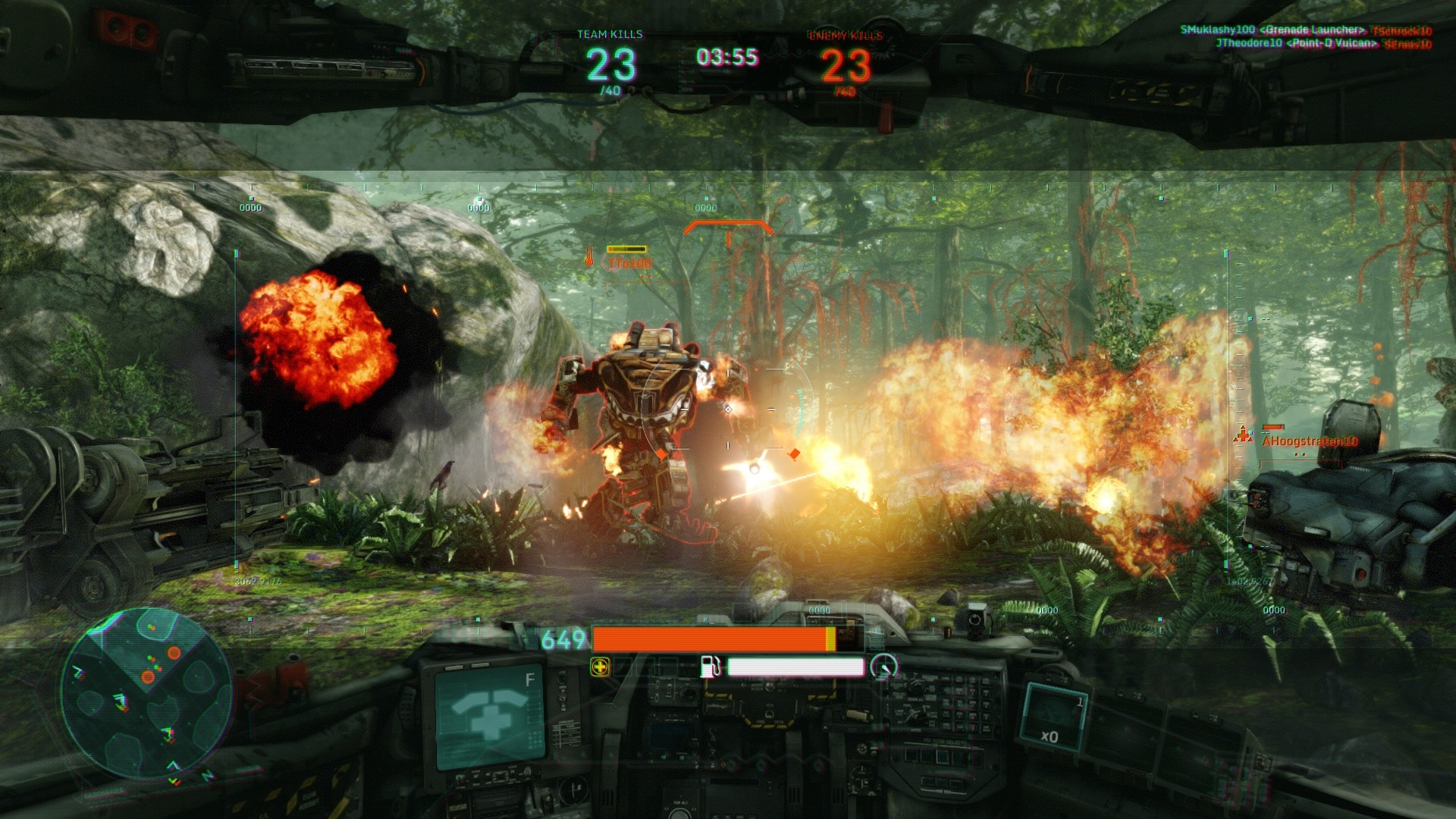 Steam Games For Ps4 : Mecha action game hawken comes to playstation and xbox