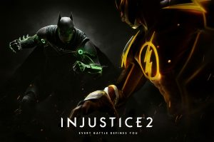 Debut Gameplay for Injustice 2