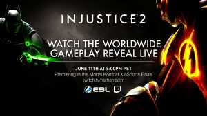 First Gameplay for Injustice 2 Coming on June 11