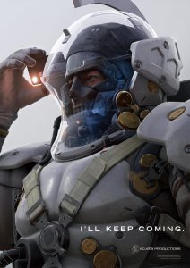 """New Image of Kojima Productions' Mascot, Promises to """"Keep Coming"""""""