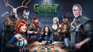 Gwent: The Witcher Card Game Announced As Free To Play Game