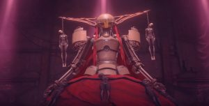 NieR: Automata Shows Off One Of Its Epic Boss Fights